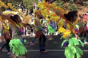 バギオのお祭りで有名なのが2月のフラワーフェスティバル。この時期はたくさんの観光客が集まり大混雑。スリも集まってきますので注意です。