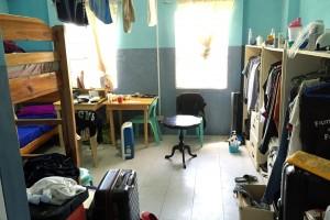 バギオのHELPロンロン校の部屋