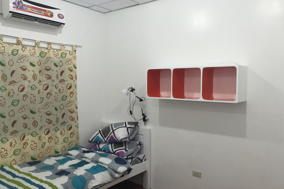ターラックのCNE1にできた新しい宿泊施設レジデンスはキレイな部屋