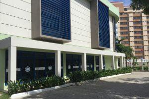 セブブルーオーシャンの学校建物