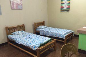 マニラの語学学校PLCの部屋