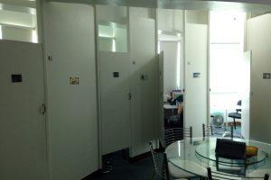 マニラの日本人経営の語学学校WEXCELの教室