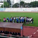 アジアのサッカーリーグにトライアウトしながら英語留学!