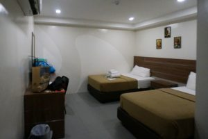 セブのオトナ留学のMBAの部屋