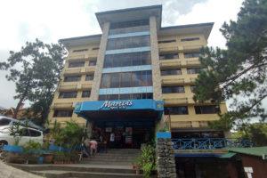 バギオのスパルタ学校のHELPマーティンス校
