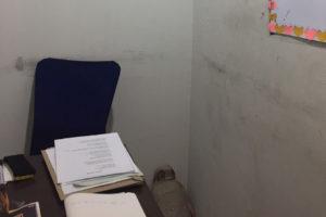 セブのユニバースイングリッシュのマンツーマン授業の教室