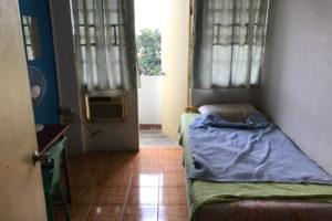 全室個室のセブの格安韓国人経営学校セブスタディの部屋