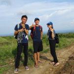 フィリピンで英語と国際協力を学ぶ大学生!今後は世界の教育事情を学びにインドとケニアへ!